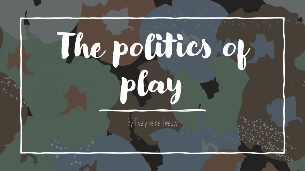 The politics of play